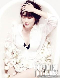 Oh Yeon Seo для L'Officiel Hommes Korea October 2013