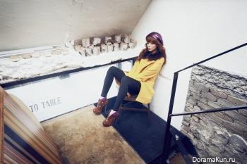 Oh Yeon Seo для QUA 2012 CF