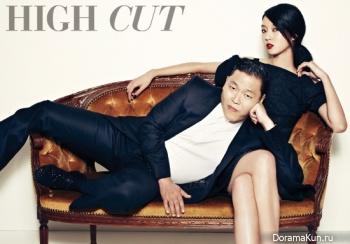PSY для High Cut Magazine 2012