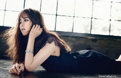 Park Bo Young для Harper's Bazaar Korea May 2013