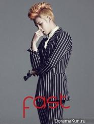 Park Ki Woong для Fast February 2013