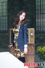 Park Min Young для Compagna Fall 2012 Catalogue