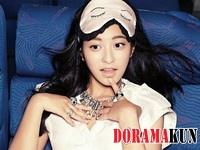 Park Se Young для Ceci Magazine August 2012