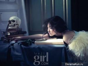 Park Se Young для Vogue Girl December 2012