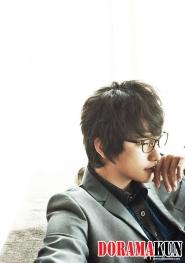 Park Shi Hoo для Chosun Style November 2011