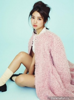 Park Shin Hye для First Look Vol. 38