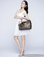Park Shin Hye для Harper's Bazaar June 2014 Extra