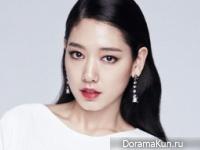 Park Shin Hye для Harper's Bazaar June 2014