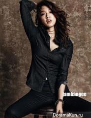 Park Shin Hye, Lee Jong Suk для JAMBANGEE FW 2013 Ads
