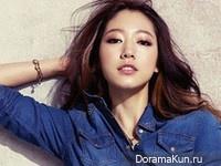 Park Shin Hye для Jambangee SS2013 Ads