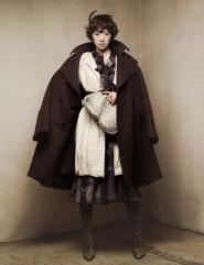 Park Shin Hye для SURE November 2009