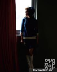 Park Ye Jin для Women's Central September 2012