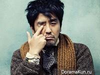 Ryu Seung Ryong для Vogue January 2013