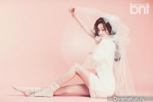 Secret (Sunhwa) для BNT International May 2014