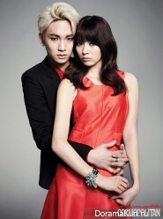 SHINee (Key), Yagi Arisa для Cosmopolitan April 2014