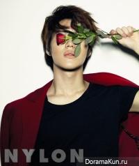 SHINee's Taemin для Nylon Korea September 2012