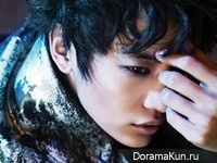 Minho (SHINee) для W Korea December 2012