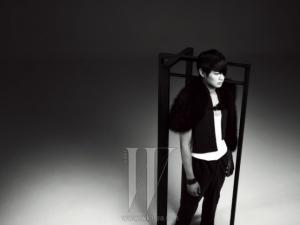 SHINee для W Korea January 2011
