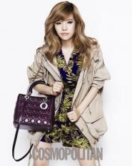 SNSD для Cosmopolitan Korea March 2011