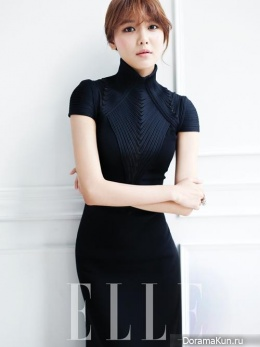 SNSD (Sooyoung) для Elle Korea September 2013 Extra