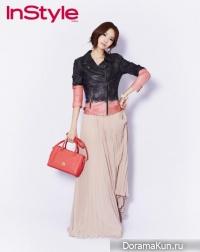 Yoona (SNSD) для InStyle April 2013