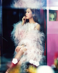 SNSD's Jessica, Tiffany для Vogue Girl Korea June 2012