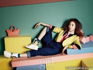 Tiffany (SNSD) для Vogue Girl March 2013
