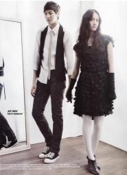 SNSD для Vogue Girl