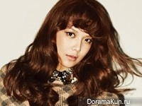 SNSD (SooYoung) для W Korea October 2013