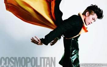 Se7en для Cosmopolitan 2012