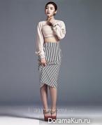 Secret (HyoSung) для Esquire May 2014