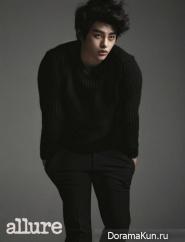 Seo In Guk для Allure October 2012