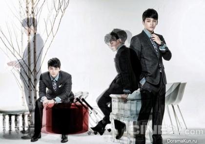 Seo In Guk для Cine21 No. 926
