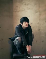 Seo In Guk для Cosmopolitan January 2013