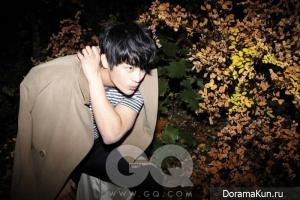 Seo In Guk для GQ Korea December 2012