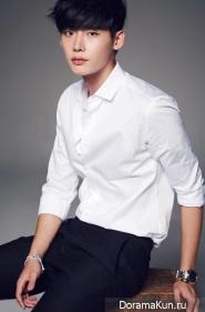Seo In Guk, Lee Jong Suk, Yuri (SNSD) для M Magazine Vol.35