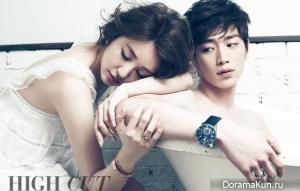 Yoon Eun Hye, Seo Kang Joon для High Cut Magazine Vol. 120