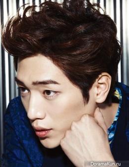 Seo Kang Joon для High Cut Vol. 128