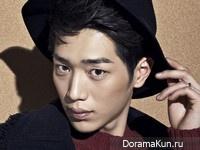 Seo Kang Joon (5urprise) для The Celebrity January 2014