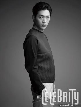 Seo Kang Joon для The Celebrity July 2014