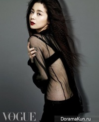 Seo Young Hee для Vogue November 2012