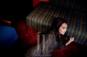 Shin Min Ah для W Korea September 2011