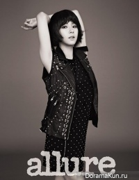 Shin Se Kyung для Allure Korea November 2013