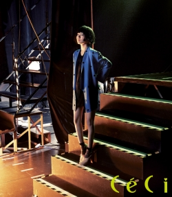 Shin Se Kyung для CeCi September 2011