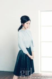 Shin Se Kyung для Vogue Girl 2012