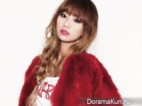 SISTAR для Cosmopolitan Korea September 2012