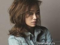 Sistar (Hyo Rin) для Esquire March 2014