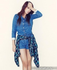 Sistar (Bora, Dasom) для Instyle Korea September 2013 Extra