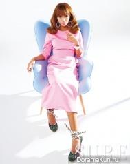 SISTAR's Hyorin для Sure September 2012