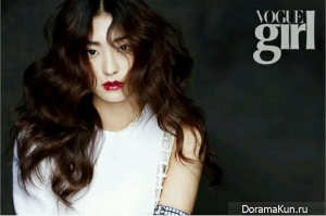 Sistar (Bora) для Vogue Girl Magazine April 2014
